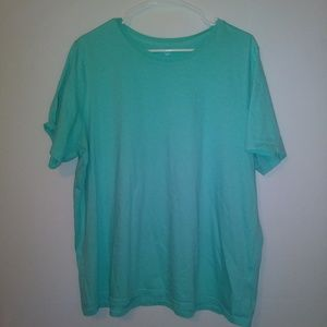 ❤❤ land's end blue shirt size 1x